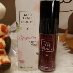 Trust fund beauty Makeup - TrustFund Beauty Lipgasm lipgloss BNIBdeluxesample
